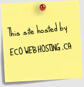Eco Web Hosting .ca
